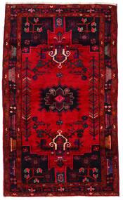 Koliai Dywan 168X280 Orientalny Tkany Ręcznie Ciemnofioletowy/Czerwony/Ciemnoczerwony (Wełna, Persja/Iran)