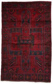 Lori Dywan 158X250 Orientalny Tkany Ręcznie Ciemnoczerwony/Czerwony (Wełna, Persja/Iran)