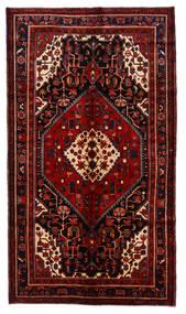 Nahawand Dywan 160X280 Orientalny Tkany Ręcznie Ciemnobrązowy/Ciemnoczerwony (Wełna, Persja/Iran)