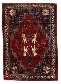 Sziraz Dywan 124X175 Orientalny Tkany Ręcznie (Wełna, Persja/Iran)