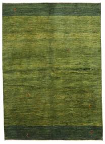 Gabbeh (Persja) Dywan 165X230 Nowoczesny Tkany Ręcznie Ciemnozielony/Zielony/Oliwkowy (Wełna, Persja/Iran)