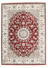 Nain Indie Dywan 172X240 Orientalny Tkany Ręcznie Jasnoszary/Biały/Creme ( Indie)