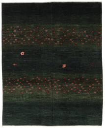 Gabbeh (Persja) Dywan 150X185 Nowoczesny Tkany Ręcznie Ciemnozielony (Wełna, Persja/Iran)