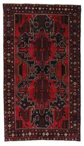 Beludż Dywan 108X192 Orientalny Tkany Ręcznie Ciemnobrązowy/Ciemnoczerwony (Wełna, Afganistan)