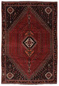 Sziraz Dywan 206X298 Orientalny Tkany Ręcznie Czarny (Wełna, Persja/Iran)