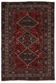 Sziraz Dywan 195X285 Orientalny Tkany Ręcznie Czarny (Wełna, Persja/Iran)
