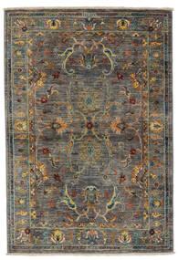 Ziegler Ariana Dywan 104X152 Orientalny Tkany Ręcznie Czarny/Ciemnozielony (Wełna, Afganistan)