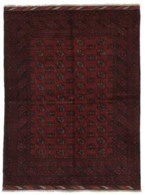 Afgan Dywan 166X219 Orientalny Tkany Ręcznie Czarny (Wełna, Afganistan)