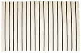 Dorri Stripe - White / Czarny