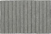 Kilim Long Stitch - Czarny / Szary