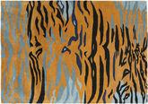 Love Tiger - Pomarańczowy / Szary