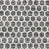 Kilim Honey Comb - Czarny / Szary